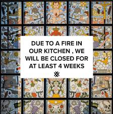 The cost of a kitchen extract fire