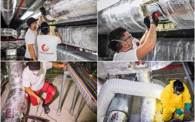 Boosting Air Duct Cleaning Business